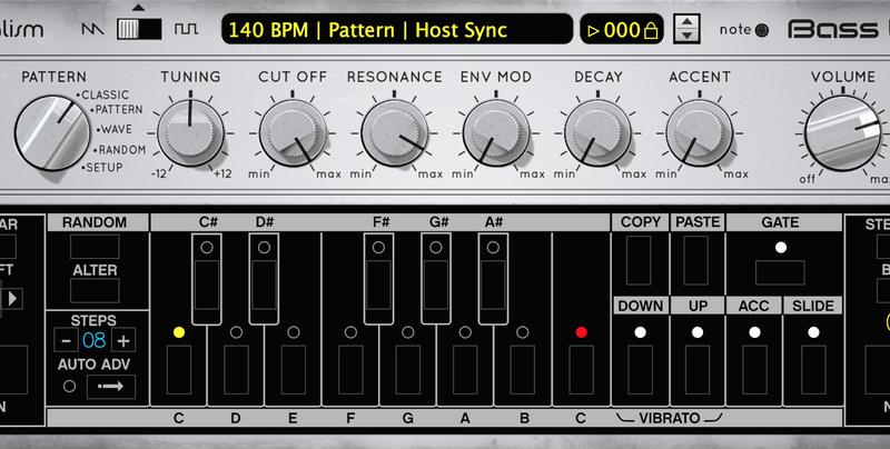 AudioRealism Bass Line ABL3 VST Mac Win Crack Torrent Download