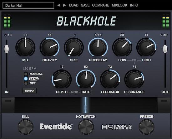 BlackHole VST Crack + Keygen Full Version Free Download [Latest]