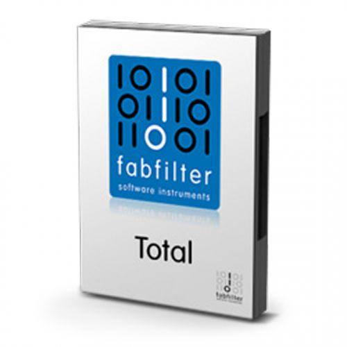 FabFilter Total Bundle v2021.6.11 Crack [Win & Mac] Download