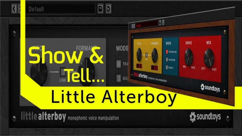 Little AlterBoy 5.3.4 Crack Mac with Keygen 2020 Free Download