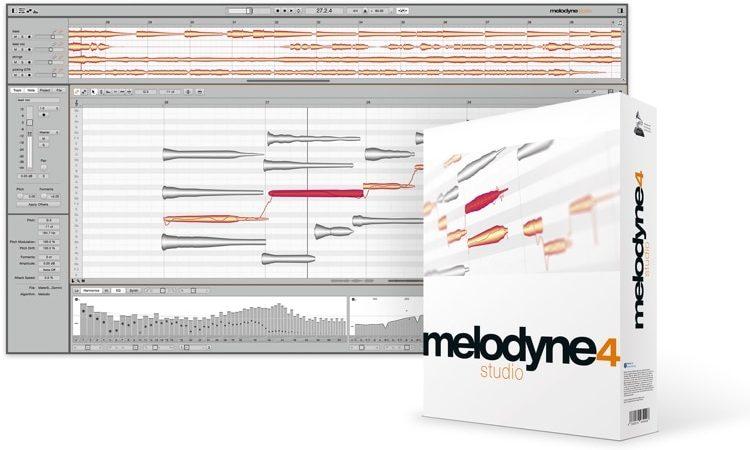 Melodyne Crack v5.3 With Keygen Latest Version Free Download
