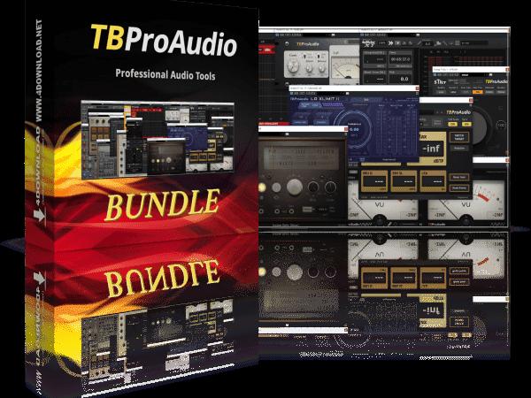 TBProAudio Bundle 2020.8.2 + Crack Full Version Free Download