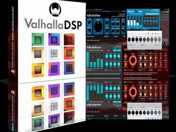ValhallaDSP Bundle 2021.4 Crack Full version Free Download