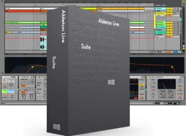 Ableton Live Suite 10.1.30 Crack Keygen + Torrent Download 2021