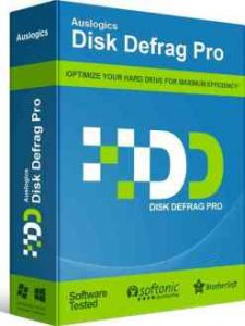 Auslogics Disk Defrag Pro Crack 9.5.0 + Full [Latest] Keygen 2020