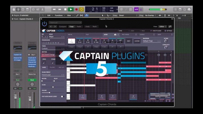 Captain Chords 5.1 Crack + Torrent Full Version Free Download [2021]