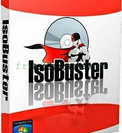 IsoBuster Pro 4.6 + Crack [Latest Version] 2020 Free Download