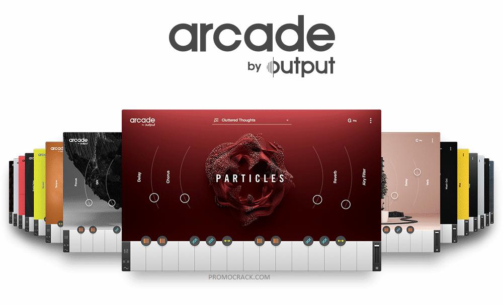 Arcade VST Output 1.3.6 Crack + [Mac/Win] Latest Free Download