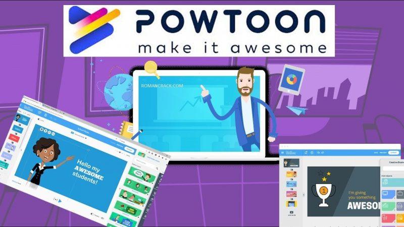 PowToon 2020 Crack Plus License Key [Latest Version]