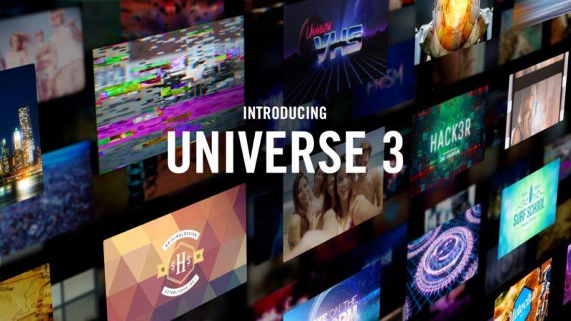 Red Giant Universe v3.2.1 Full version 2020 {Latest}