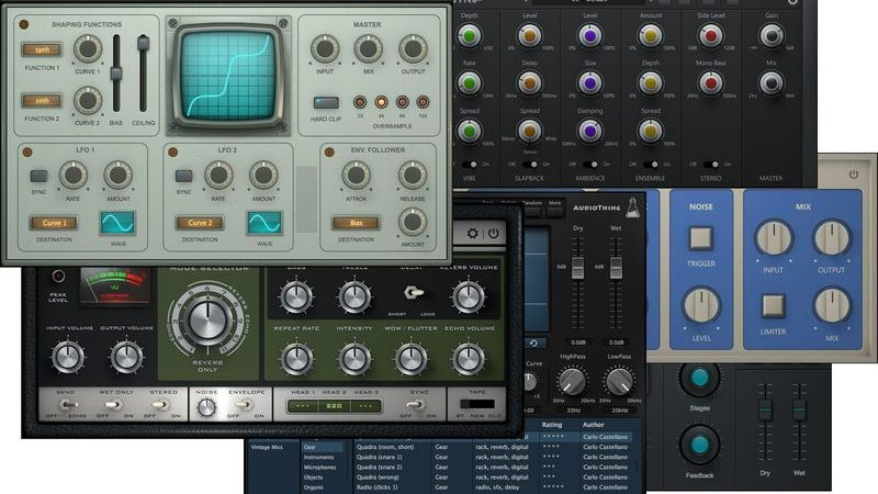 AudioThing Effect Bundle 2019 (Win) Latest Free Download