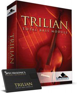Spectrasonics Trilian 2.6.3 Vst Crack [Mac] 2021 Free Download