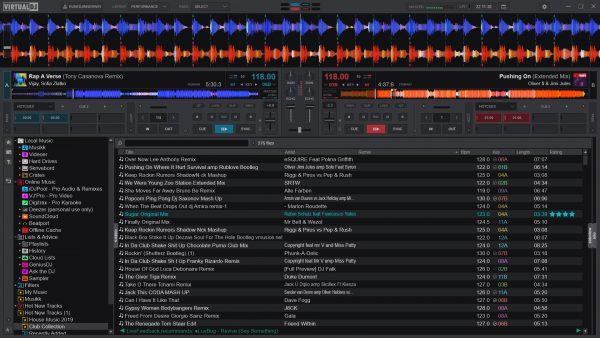 VirtualDJ 8.4.5874 Crack Mac 2021 + License Key Free Download